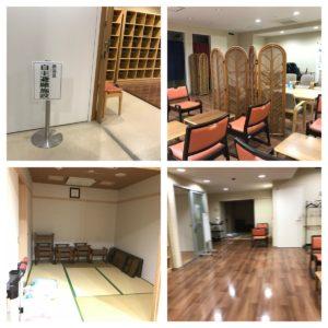 台風13号に伴う自主避難施設