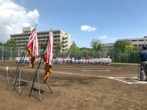 渋谷区少年学童軟式野球大会